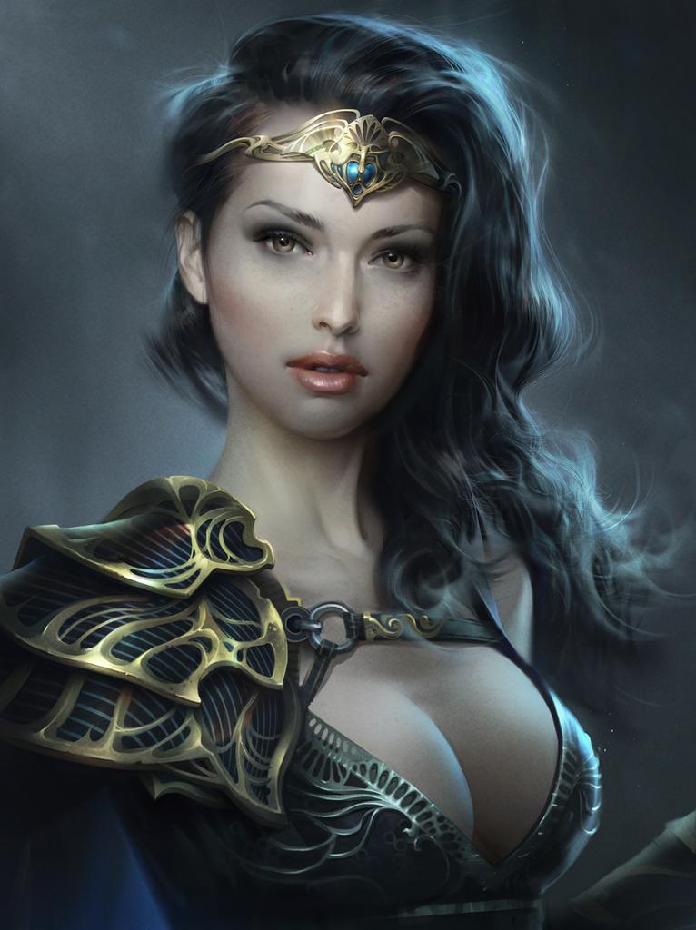 lady Ysolde