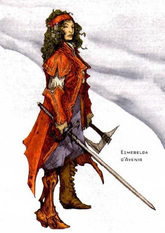 Ezmeralda D'Avenir