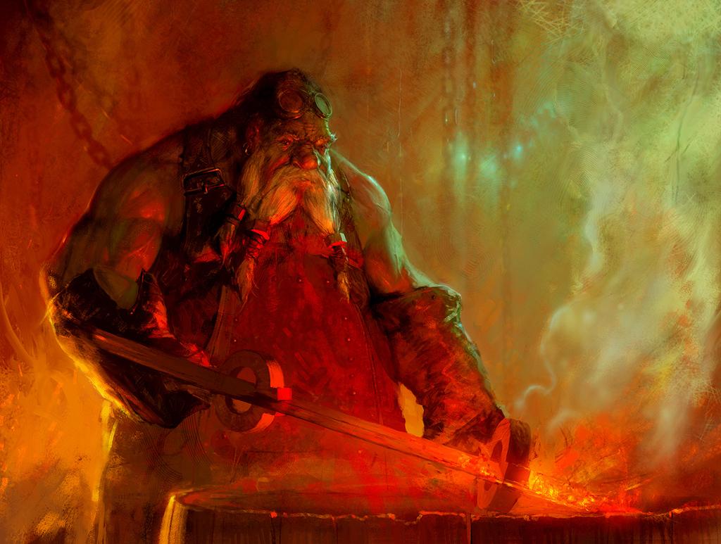 Orsteim Ironbeard