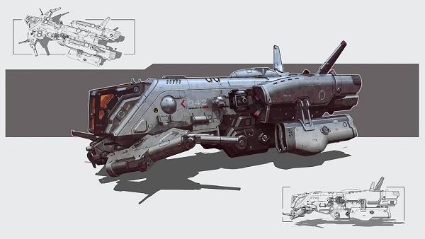 Vespira DG35 Shuttle