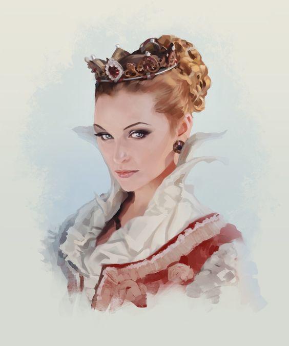 Queen Cymbelene