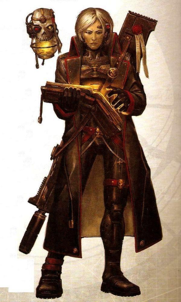 Inquisitor Latavia Angelus
