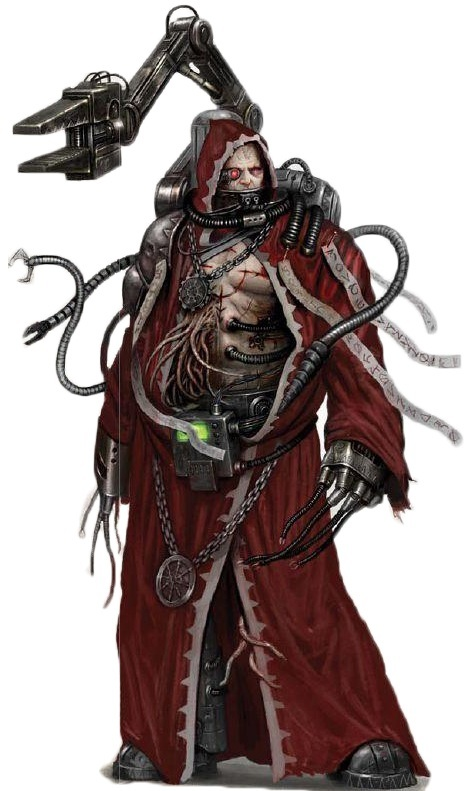 Adeptus Mechanicus Sage