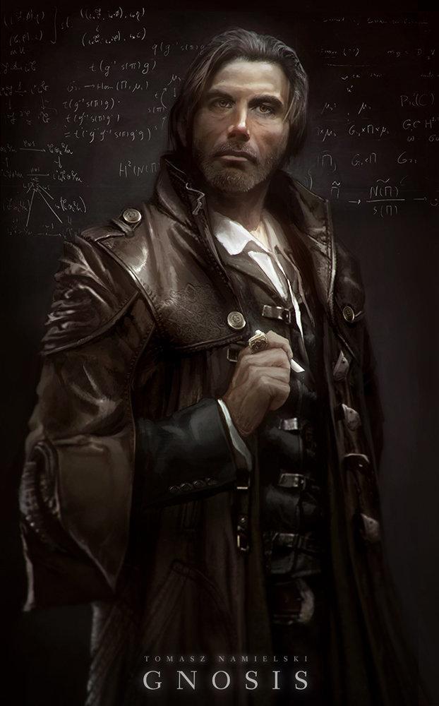 Professor Grimwald L. Fraus