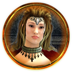 Princess Eselreth of Golginlaw, Warden of the Wealwyrten Protectorate