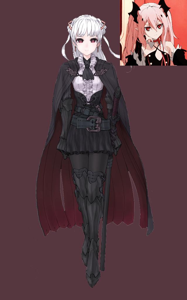 Mina Beatrix Bloodthorne Toress