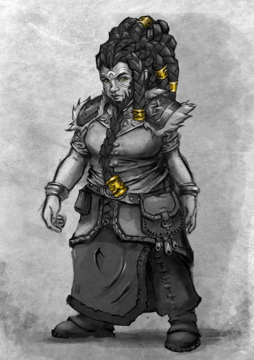 Luda Stoneheart
