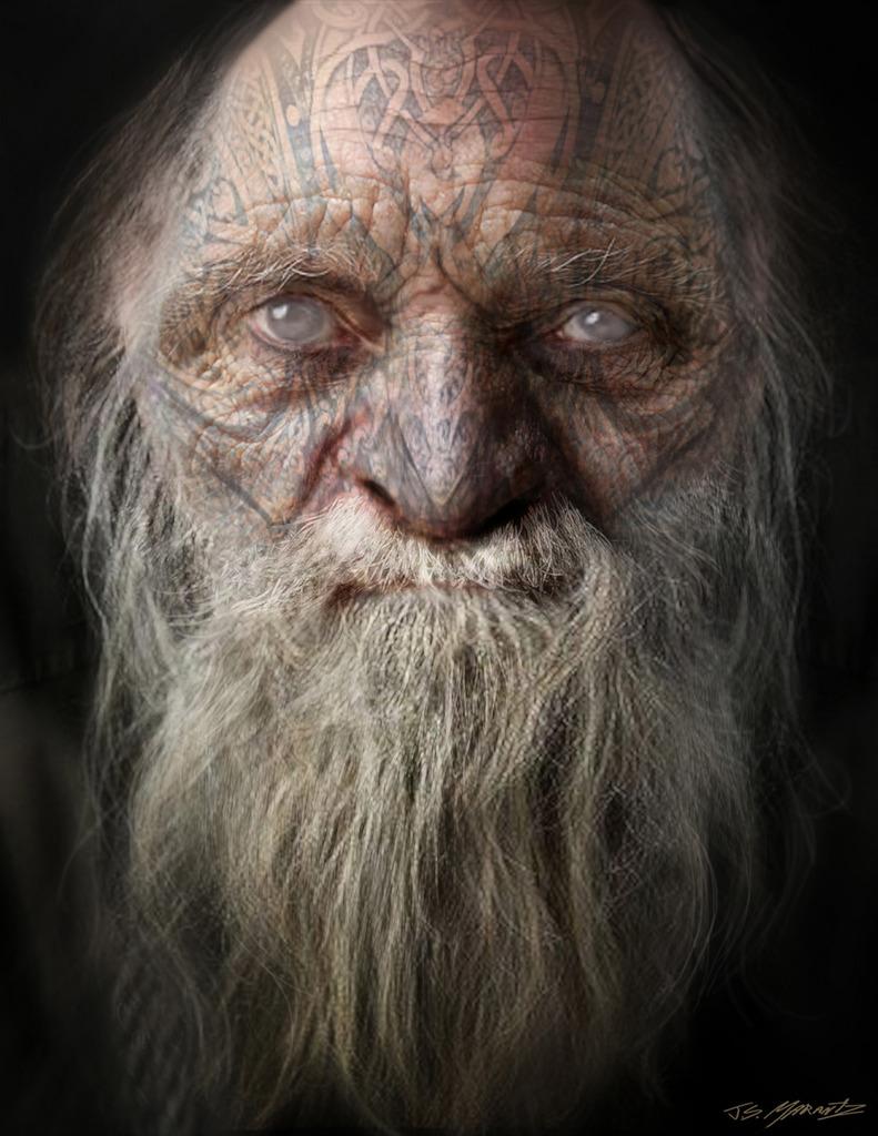 Grandpa McMasters