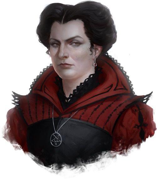 Lady Miranda Dacilane