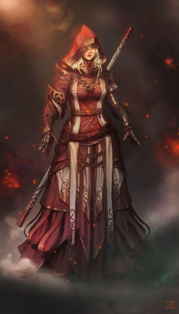 Lady Gwen