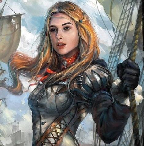 Captain Eryn