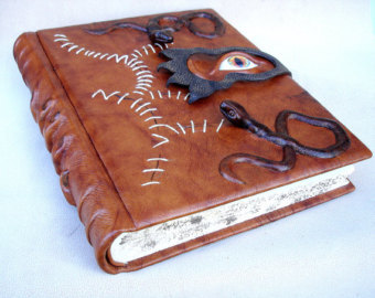 Oreioth's Spellbook