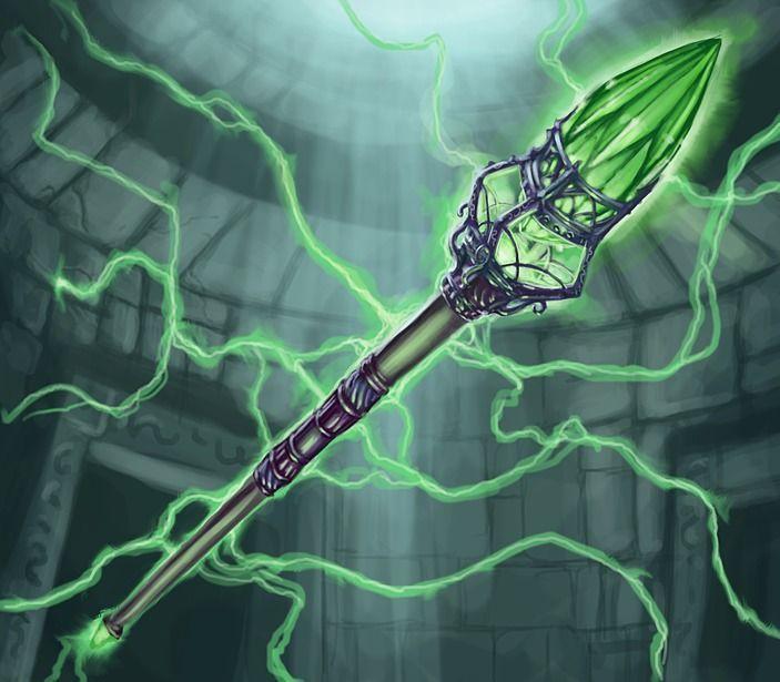 Wand of Magic Missile