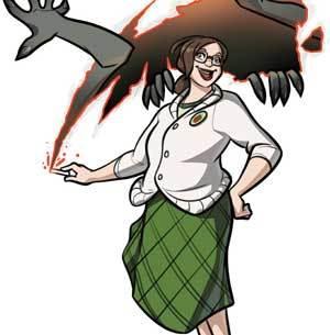 The Teacher (Ms Hutchison)
