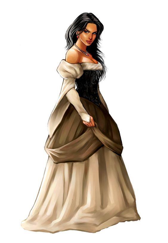 Maria Cavendish
