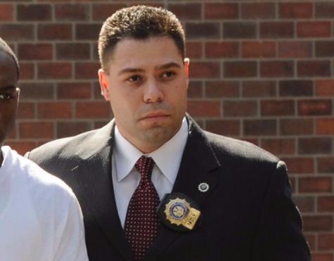 Detective Tyler Pearman