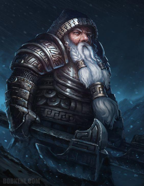 Flynt Frostbeard
