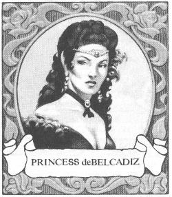 Cornelia Maria Juanita de Belcadiz y Fedorias