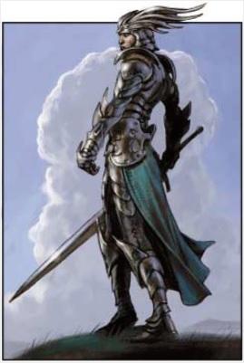 Bernard Dragonheart
