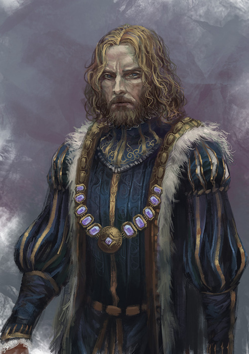 King Sven Gunther Alcon