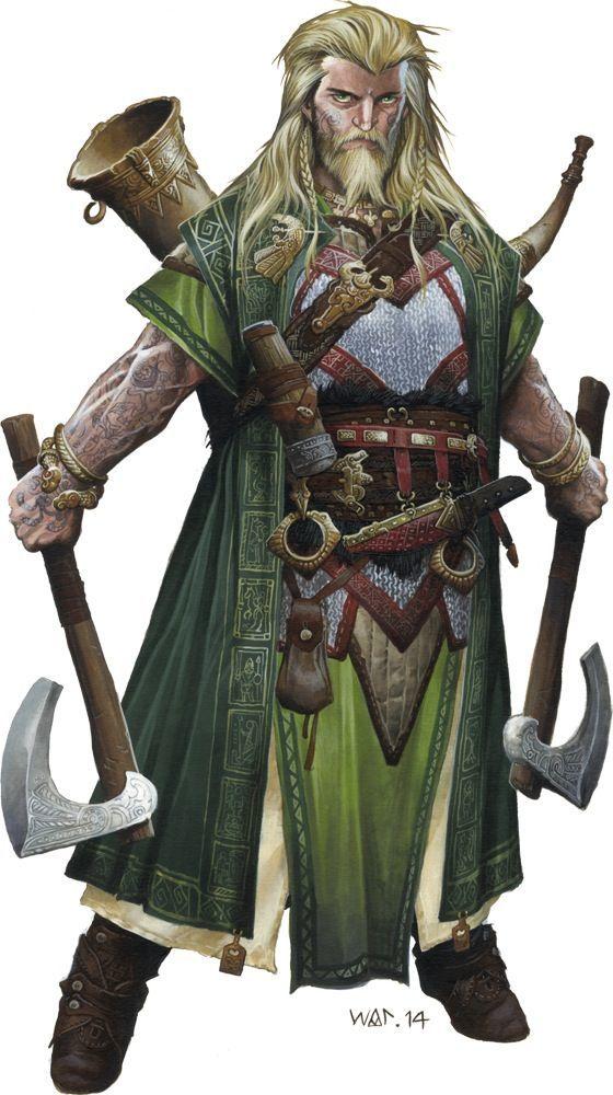 Godric Ironhouse