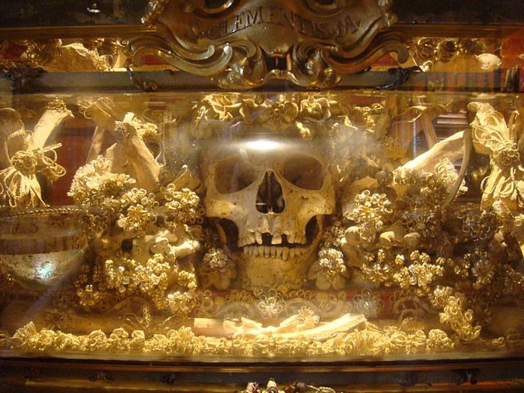Reliquary of Saint Drusus