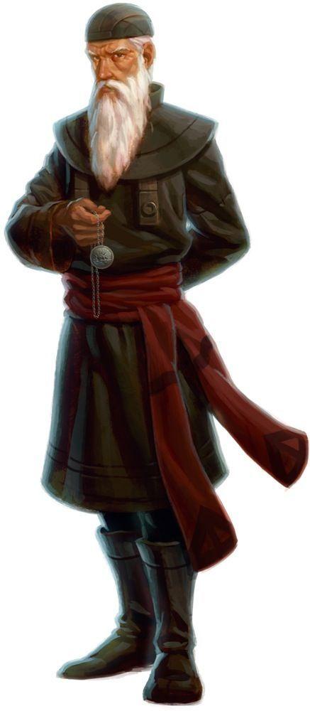 Father Merriksonn