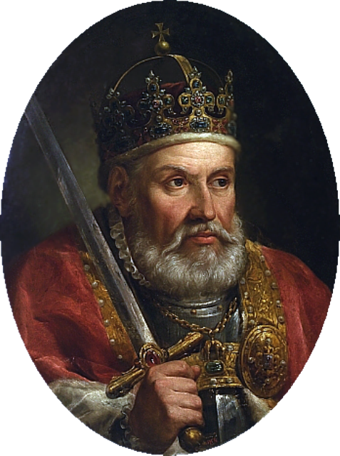 King Sacriphant Laurent Augustine