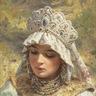 Czarina Vera Demovidova Miloradov (aka. The Silver Czarina)