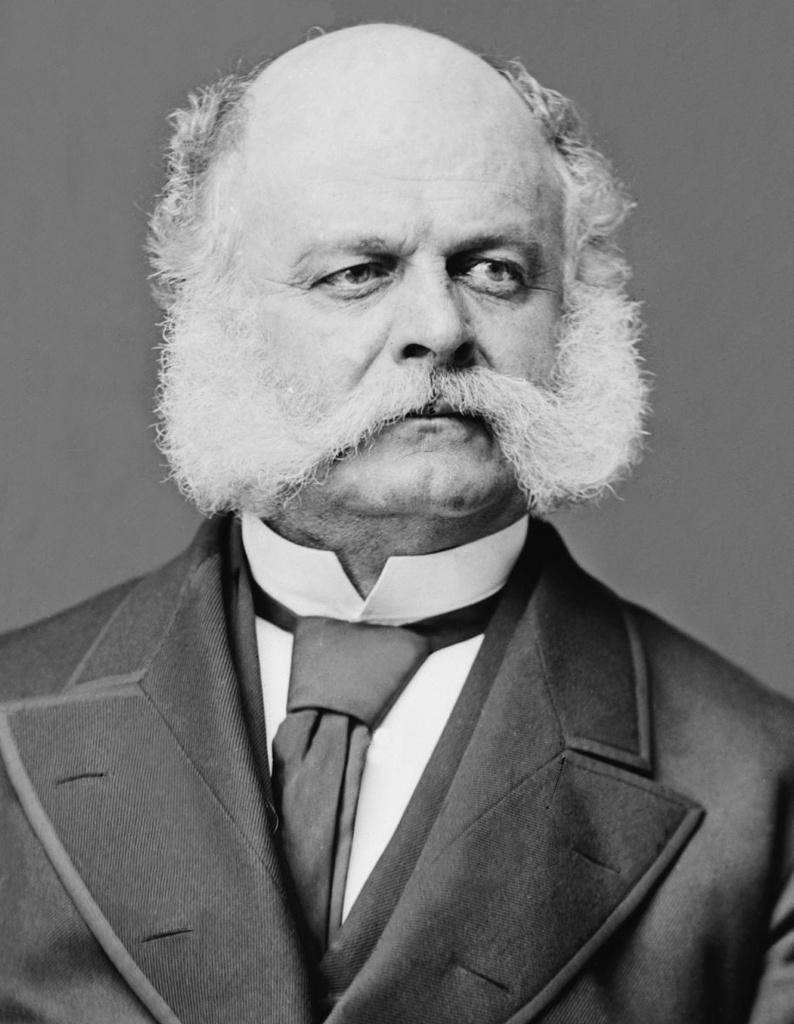Colonel Ambrose Burnside