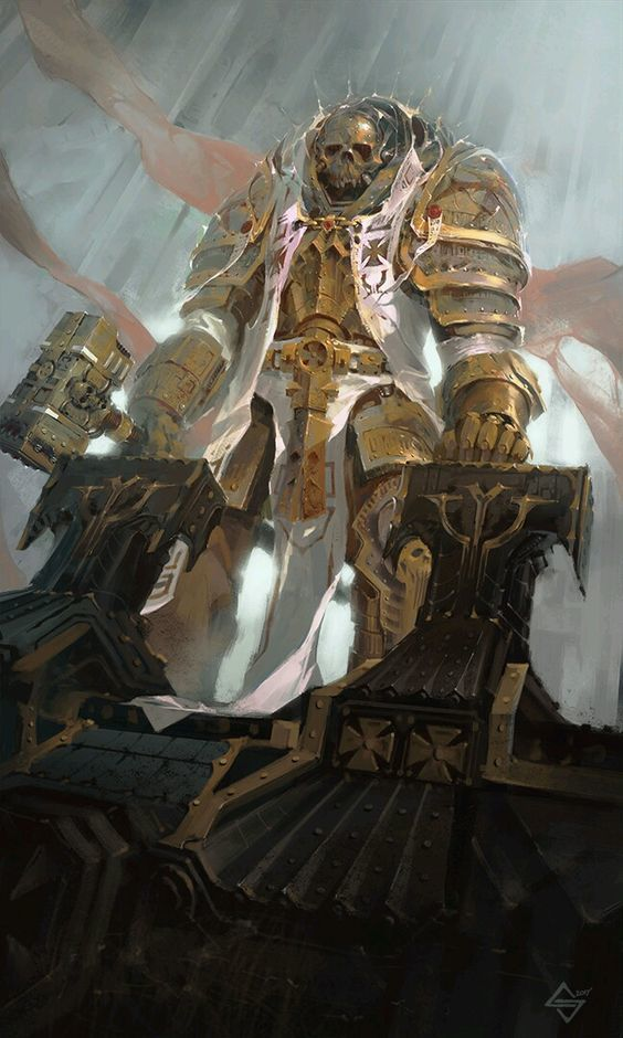 Sanctified Artificer Armour