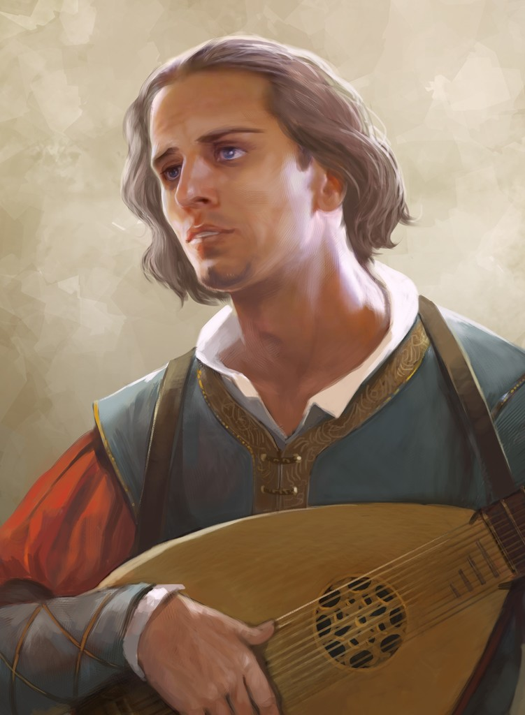Alphalon the Bard