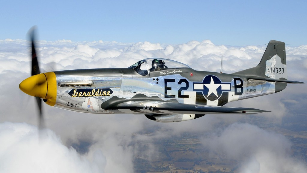 P-51 Squadron