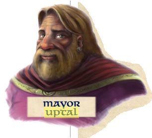 Mayor Jonark Uptal