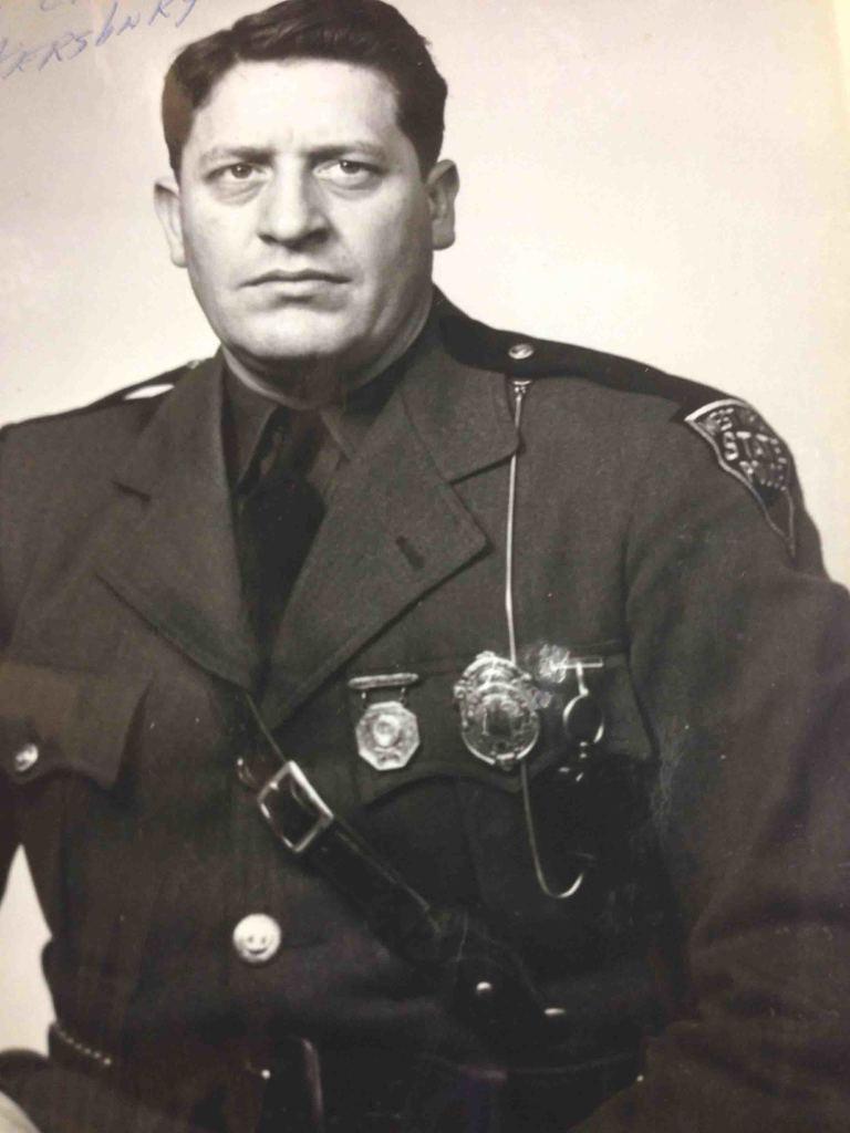 Deputy Hank Wilson