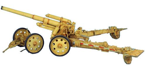 Waffen-SS Artillery Battery