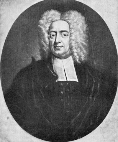 Reverend Ezekiel Rogers