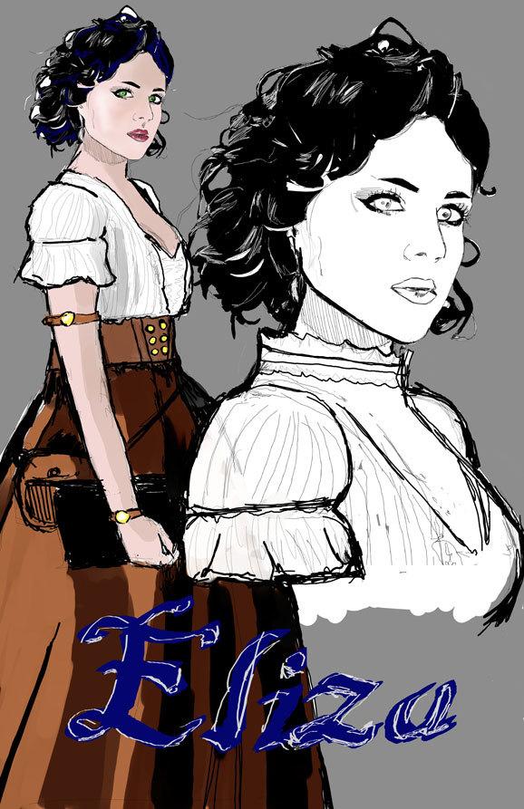 Eliza Blackstone