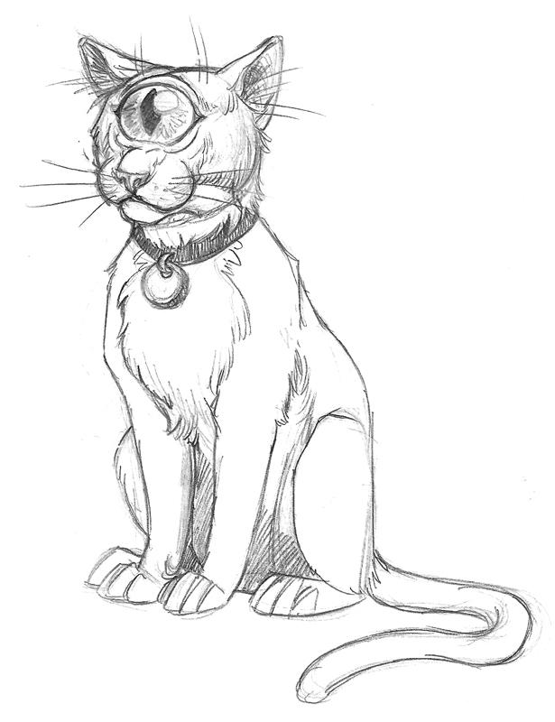 (Deceased) Cronin's Cat