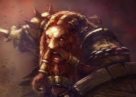 Gunnison Bronzebeard