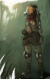 Roman Bio Warrior