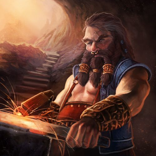 Ged Thrall