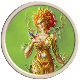 Grand Diplomat Tiressia, Administrator Falchos, and Bordu'm the Awakened Tree