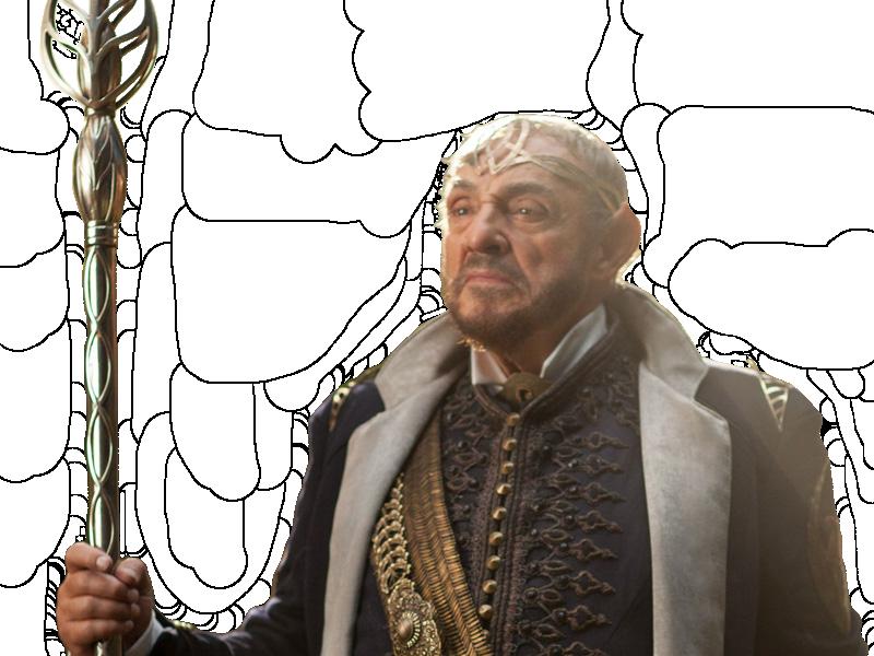 Galidor, {Executor}