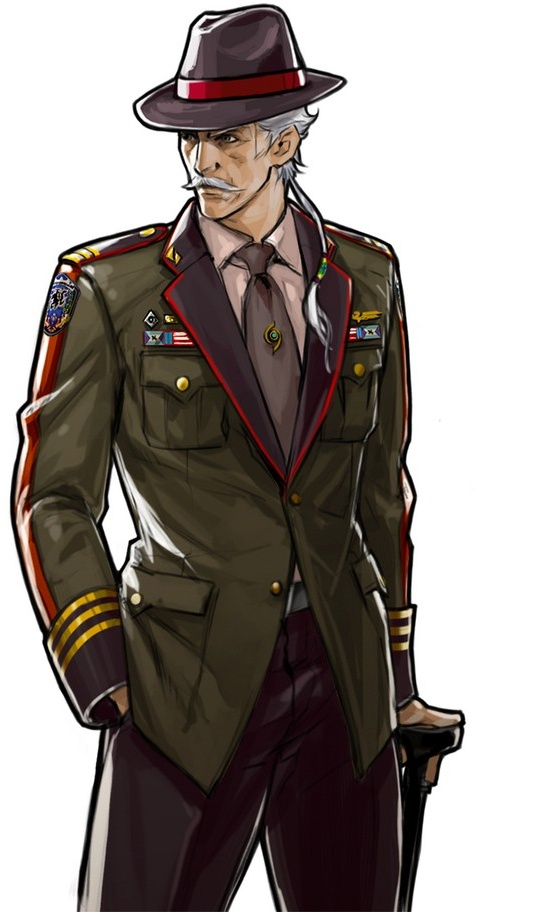 Mayor Leon Godric
