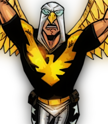 Freedom Eagle (Golden Age)