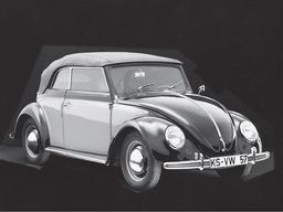 1949 Volkswagen Beetle Cabriolet