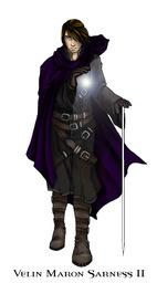 Velin Maronn Sarnass II
