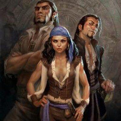Janine, Kori e Gravius