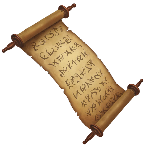 Scroll of Protection from Beasts